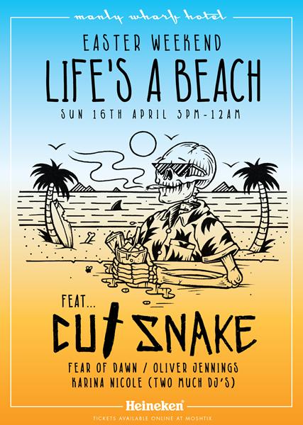 Lifes a Beach-web fler